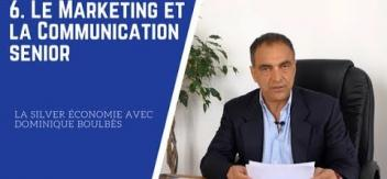 Le Marketing et la Communication seniors